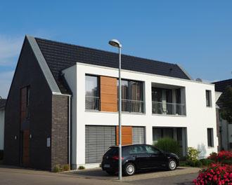 Fassadengestaltung holz  Fassadengestaltung | Leidig Dachdeckerei